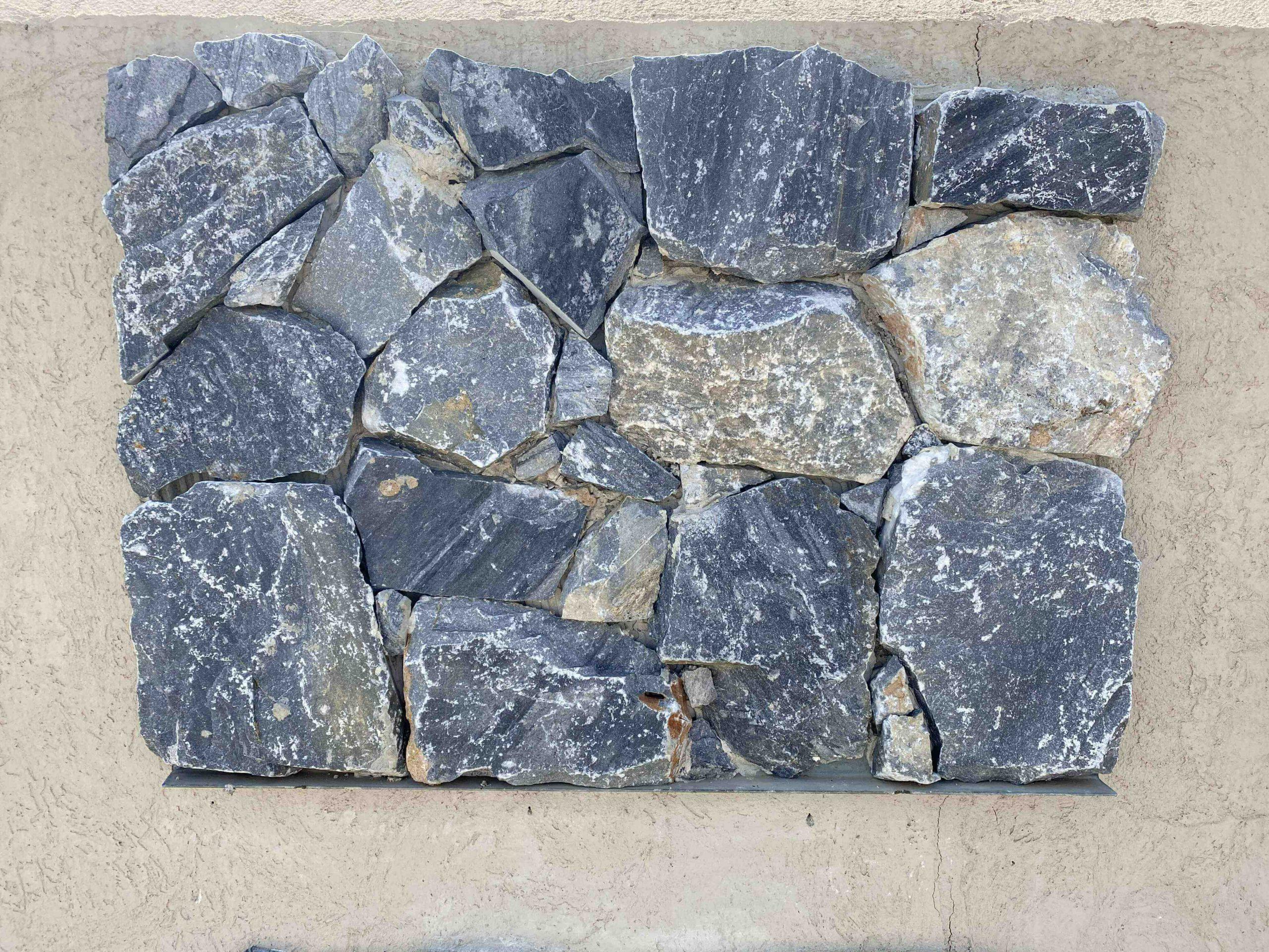 אבן פראית אפורה