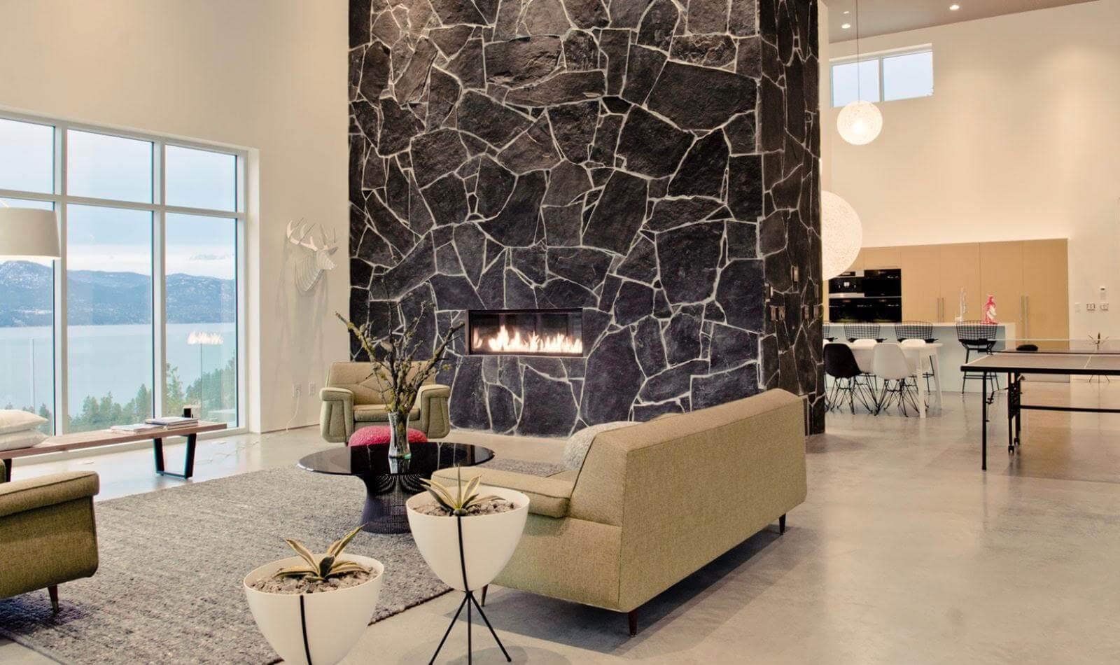 כיצד בוחרים אבני חיפוי לעיצוב הבית?