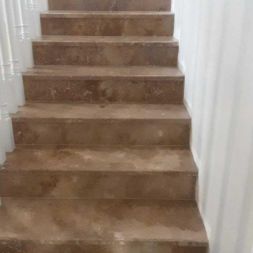 ריצוף מדרגות פנים מהמם